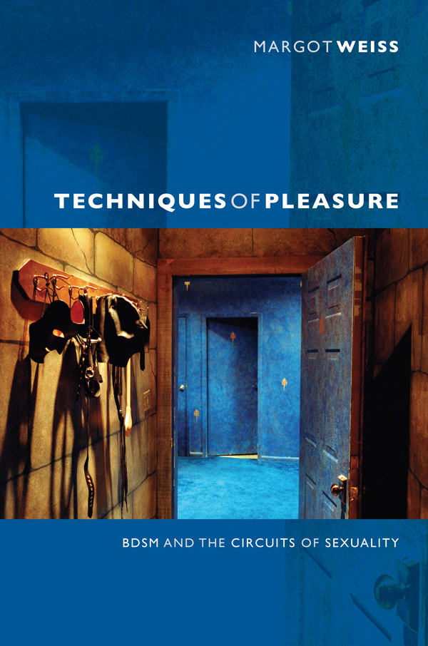 Techniques of Pleasure