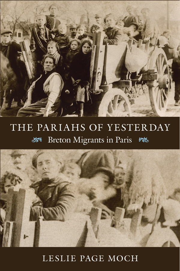 The Pariahs of Yesterday