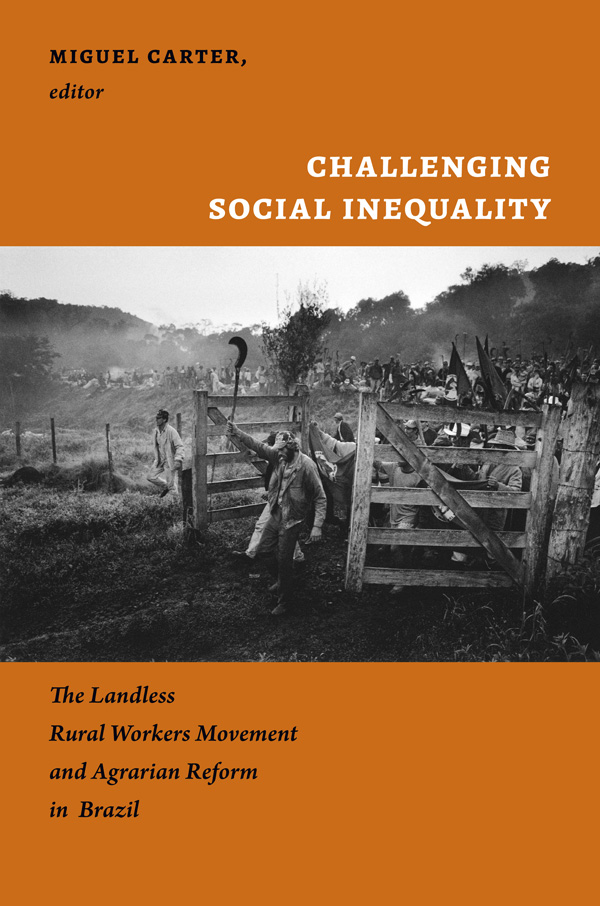 Challenging Social Inequality