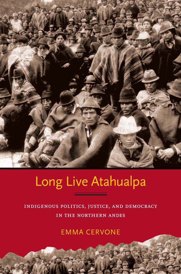 Long Live Atahualpa