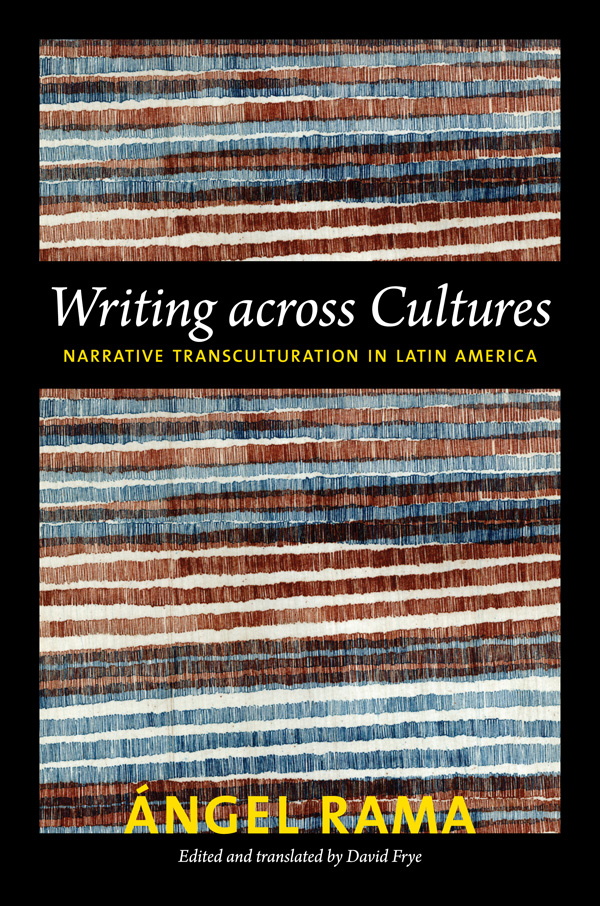Writing across Cultures