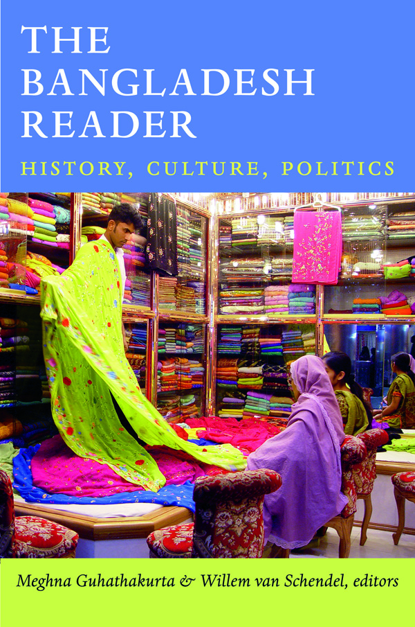 The Bangladesh Reader