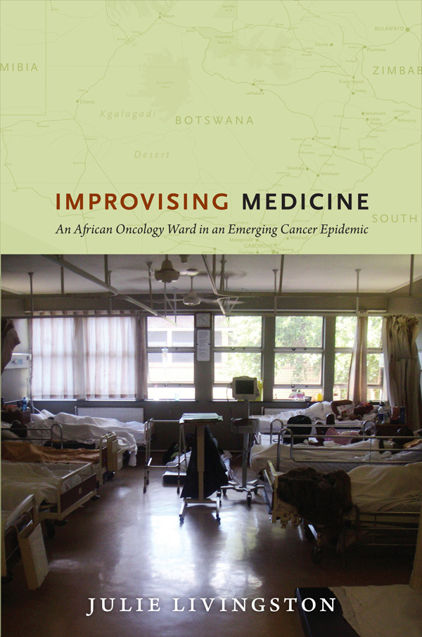 Duke University Press - Improvising Medicine