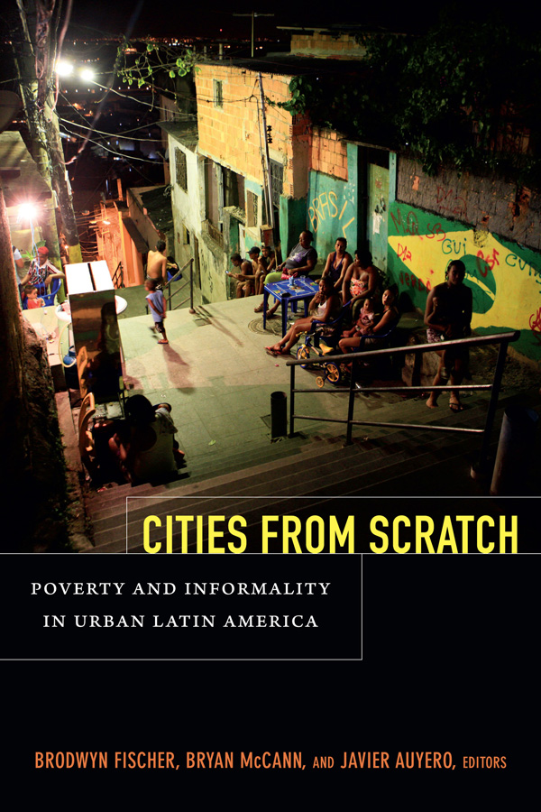 Cities from Scratch 2014