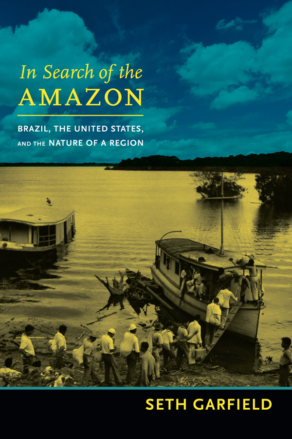 In Search of the Amazon