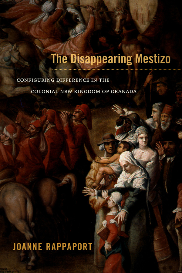 The Disappearing Mestizo