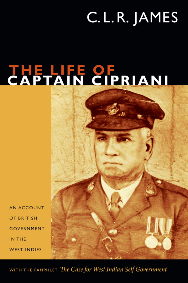 The Life of Captain Cipriani