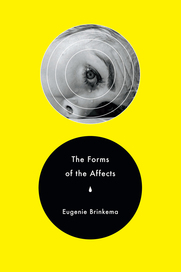 The Forms of the Affects