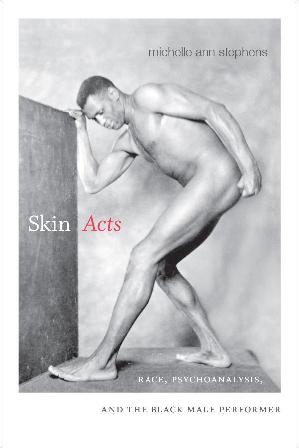 Book Cover for Skin Acts by Michelle Ann Stephens