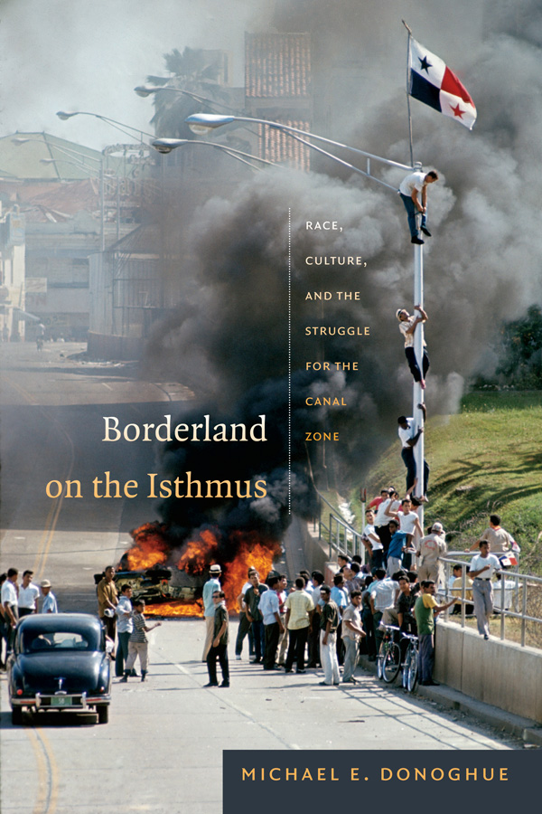 Borderland on the Isthmus