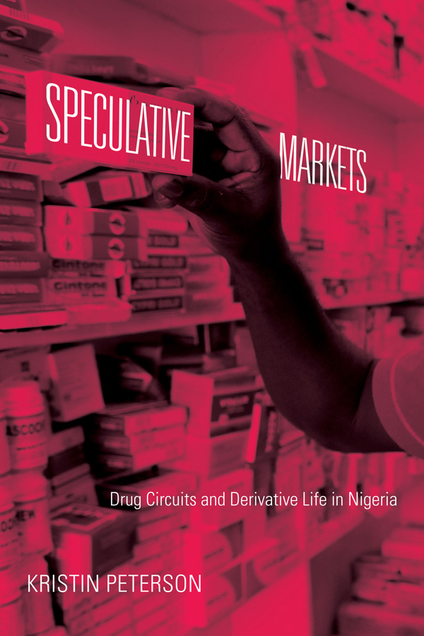 Duke University Press - Speculative Markets
