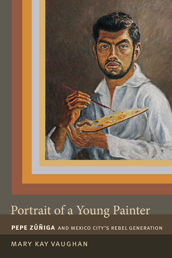 Portrait of a Young Painter