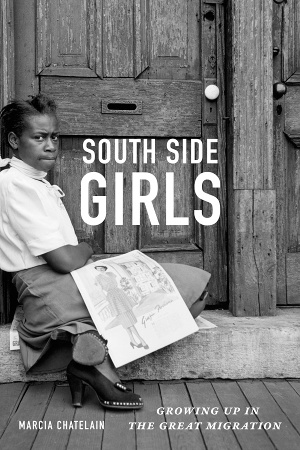 south side girls book cover