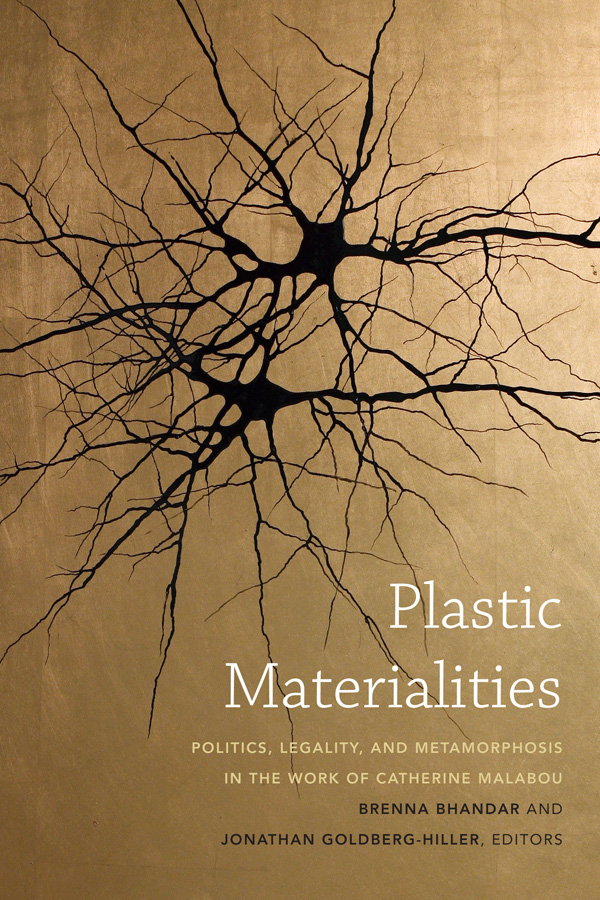 Plastic Materialities