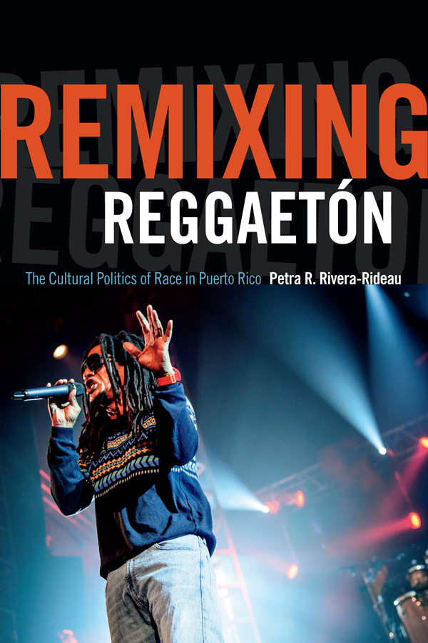 Remixing Reggaetón