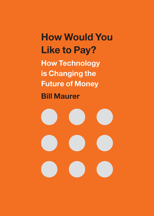Duke University Press - How Would You Like to Pay?