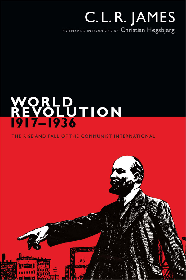 World Revolution, 1917–1936
