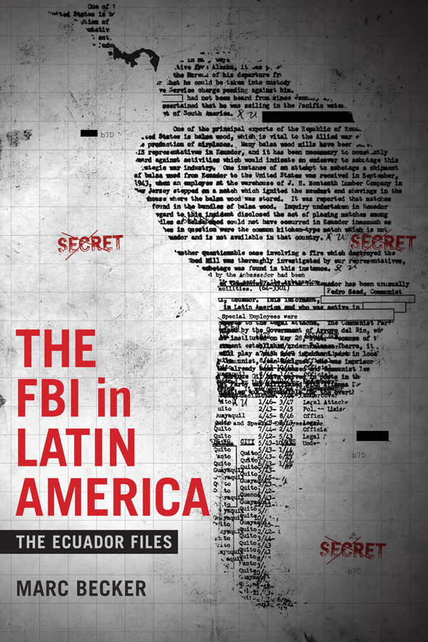 The FBI in Latin America