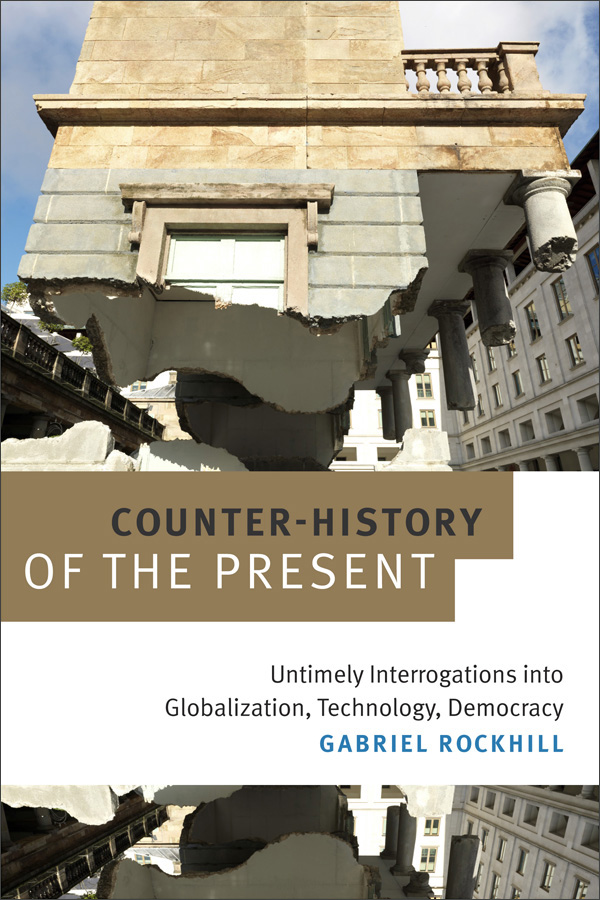 Counter-History of the Present