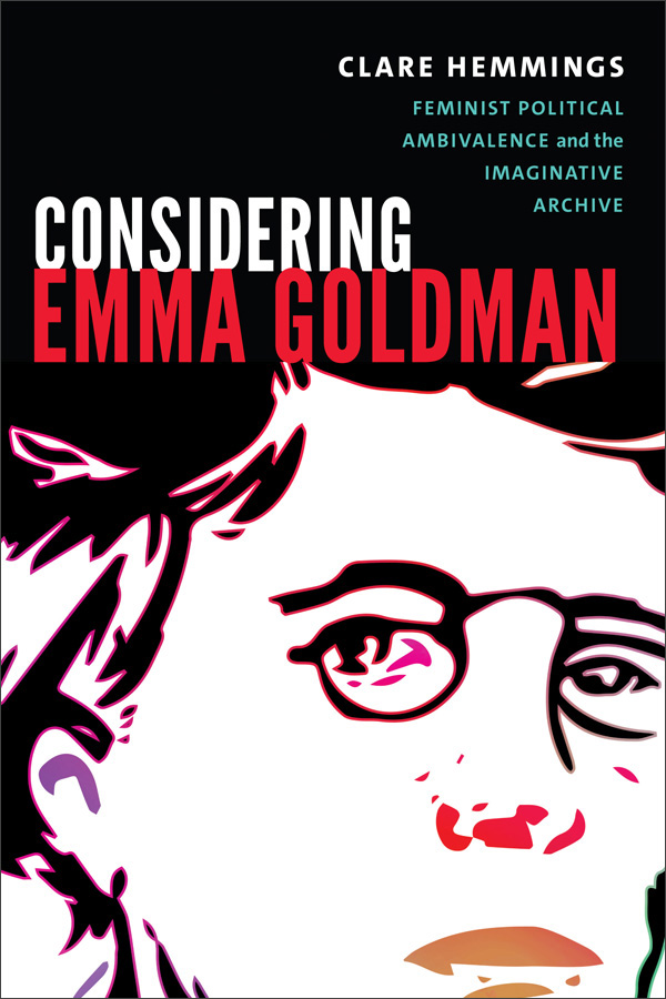 Considering Emma Goldman