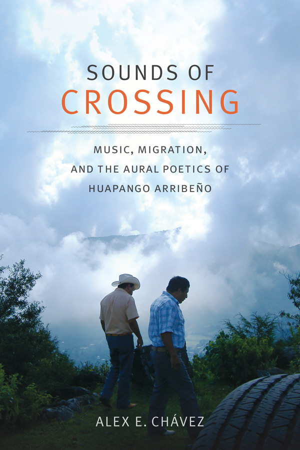 Sounds of Crossing Cover