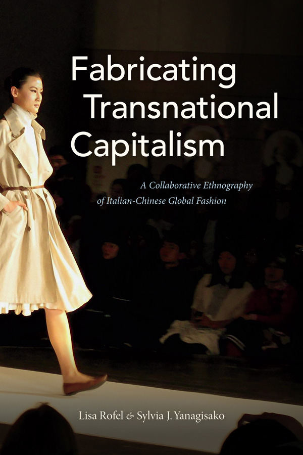 Fabricating Transnational Capitalism