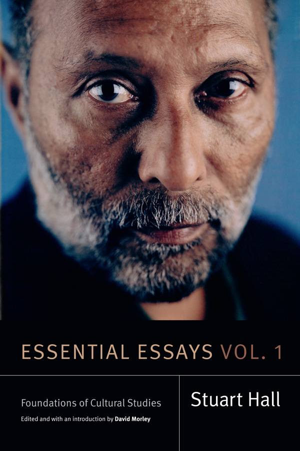 Essential Essays, Volume 1