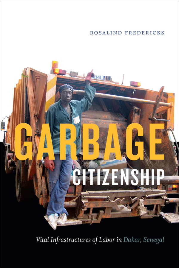 Garbage Citizenship