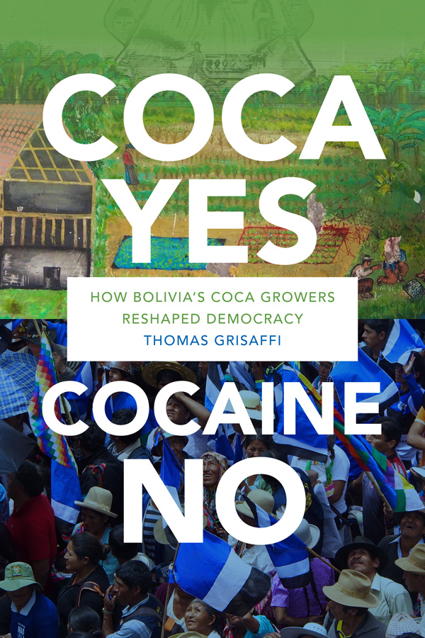 Coca Yes, Cocaine No