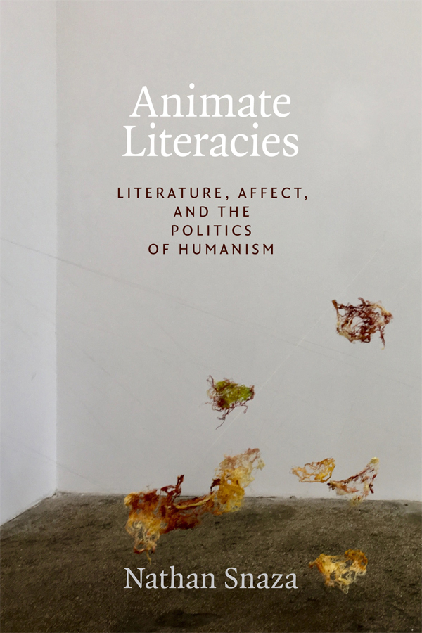 Animate Literacies