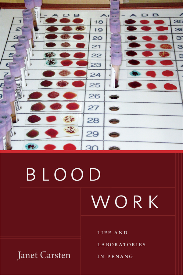 Blood Work