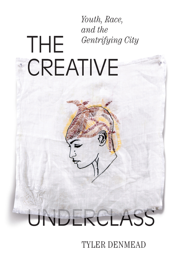 The Creative Underclass
