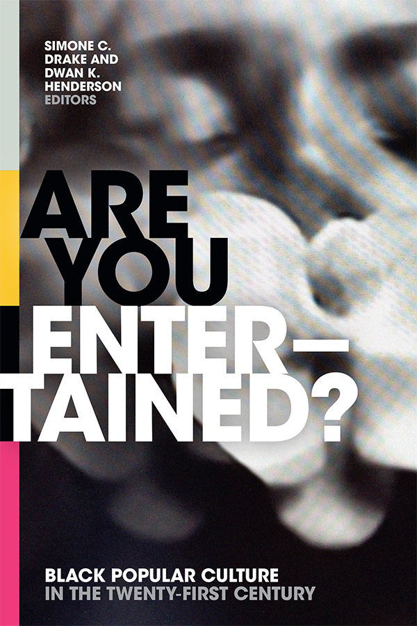 Are You Entertained? cover image
