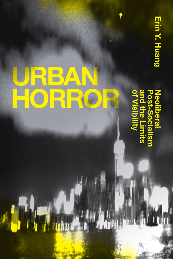 Urban Horror cover image