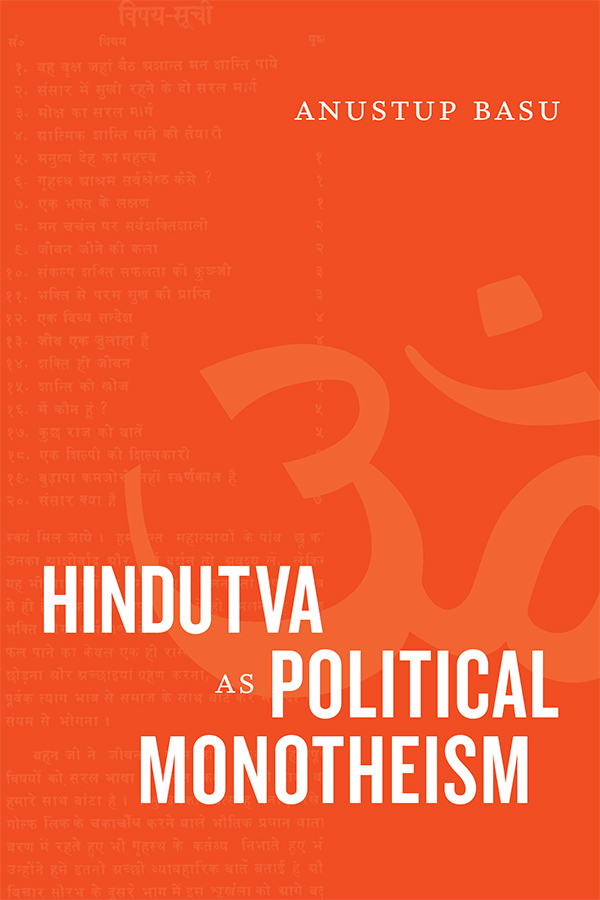 Hindutva as Political Monotheism