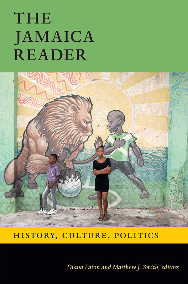 The Jamaica Reader