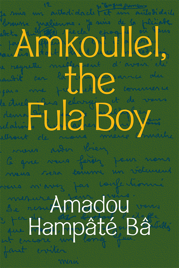 Amkoullel, The Fula Boy