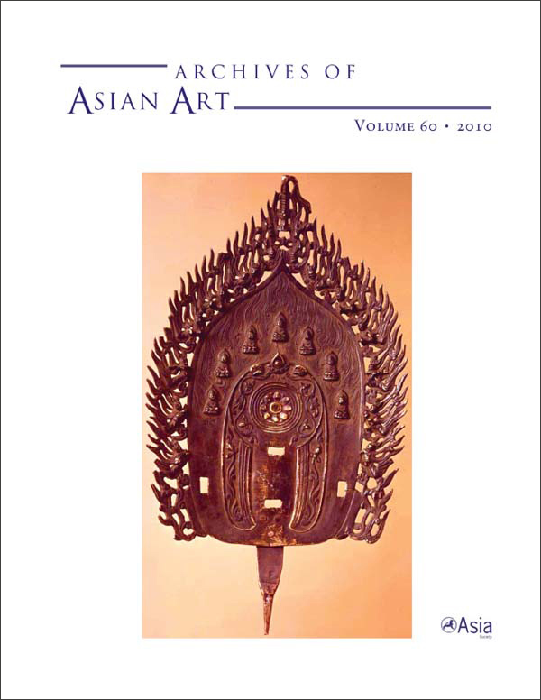 Archives of Asian Art 60:1601