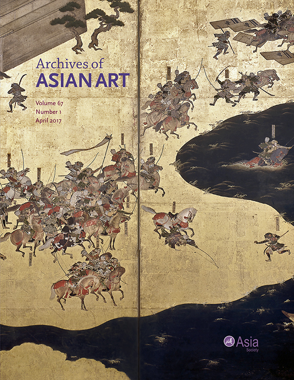 Archives of Asian Art 67:1671