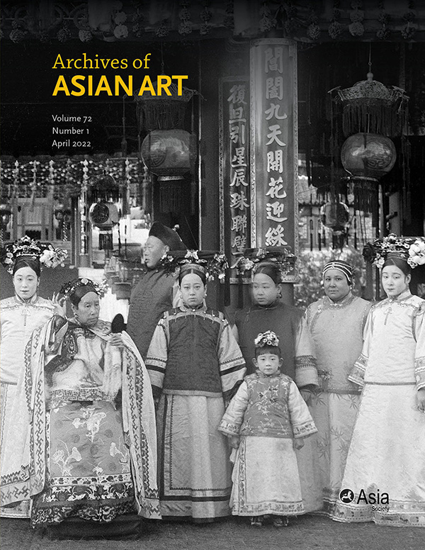 Archives of Asian Art - Featured Journals