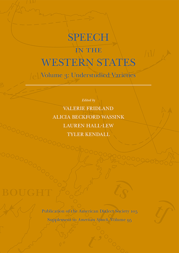 Speech in the Western States955