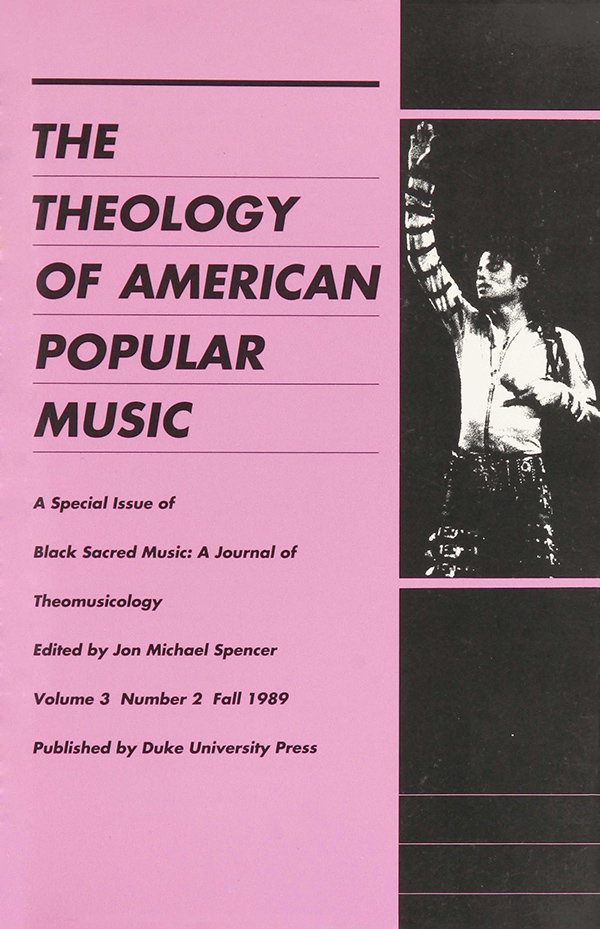 The Theology of American Popular Music32