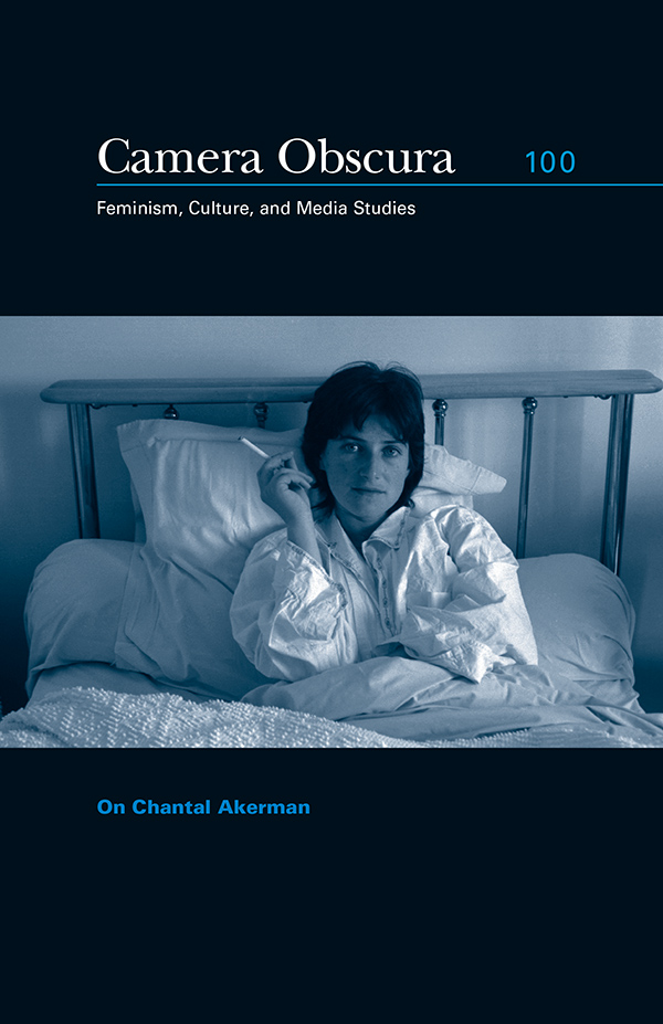 On Chantal Akerman