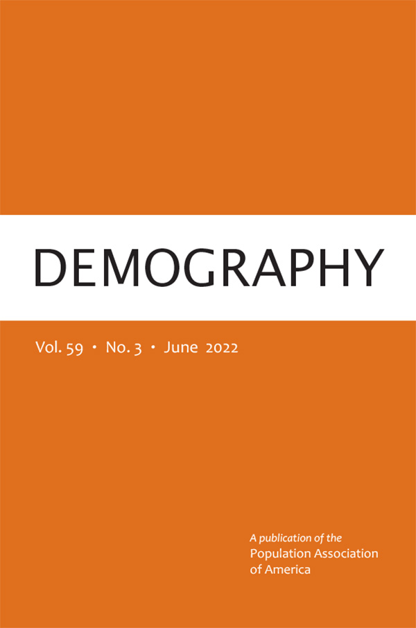 Demography - Featured Journals