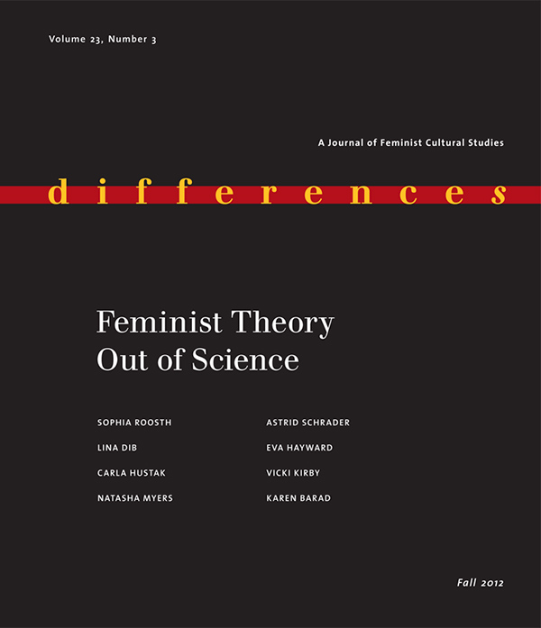 Feminist Theory Out of Science233
