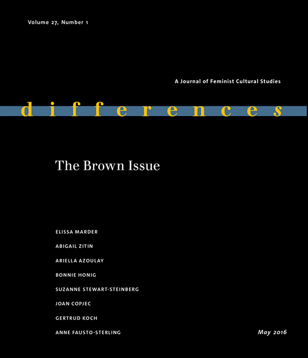The Brown Issue271