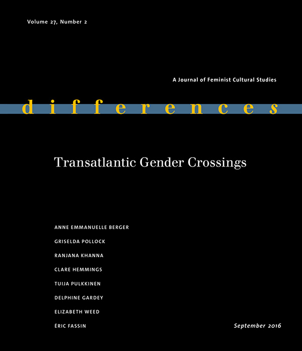 Transatlantic Gender Crossings272