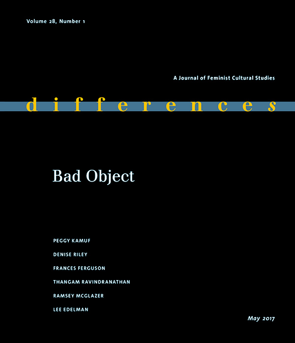 Bad Object