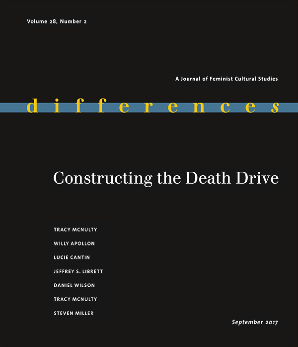 Constructing the Death Drive
