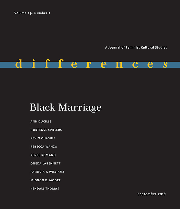 Black Marriage292
